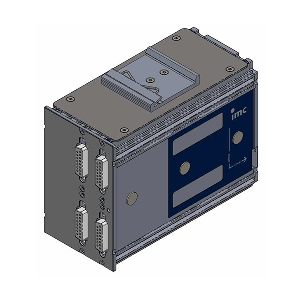 Mounting of imc CANSASflex to DIN-Rails - imc Test & Measurement GmbH