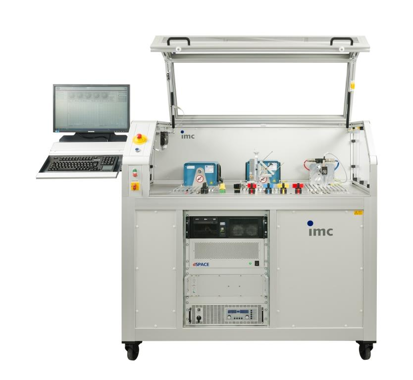 imc: electric motor test stand