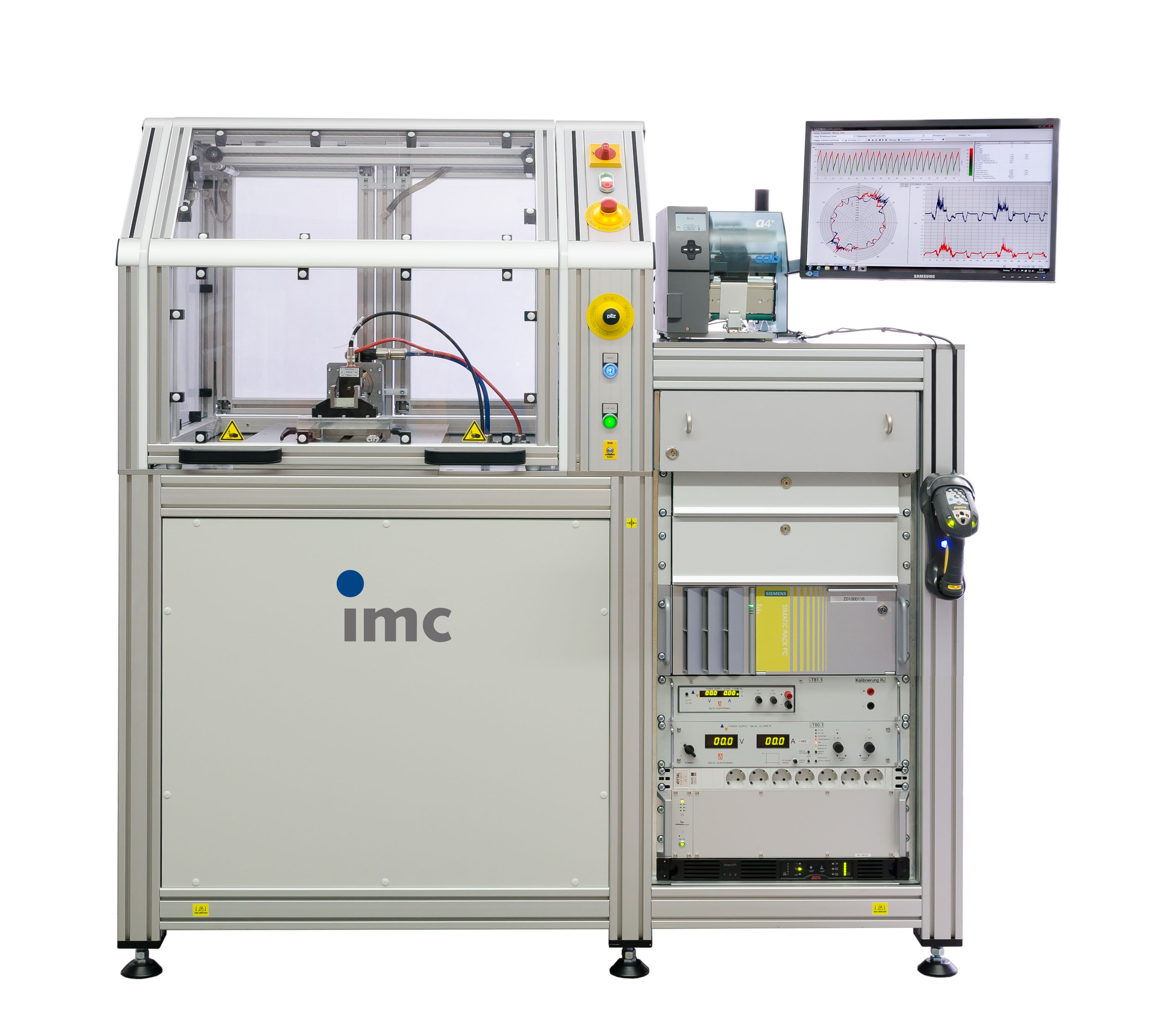 Electric Motor Test Stands Imc Me Systeme Gmbh